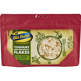 Bla Band Outdoor Breakfast, Yoghurt with Cereal